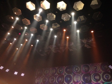 Arcade Fire's Stage